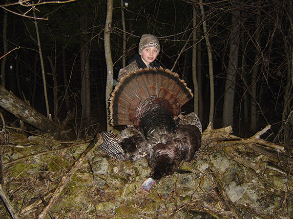 Turkey Hunt in Door County, WI